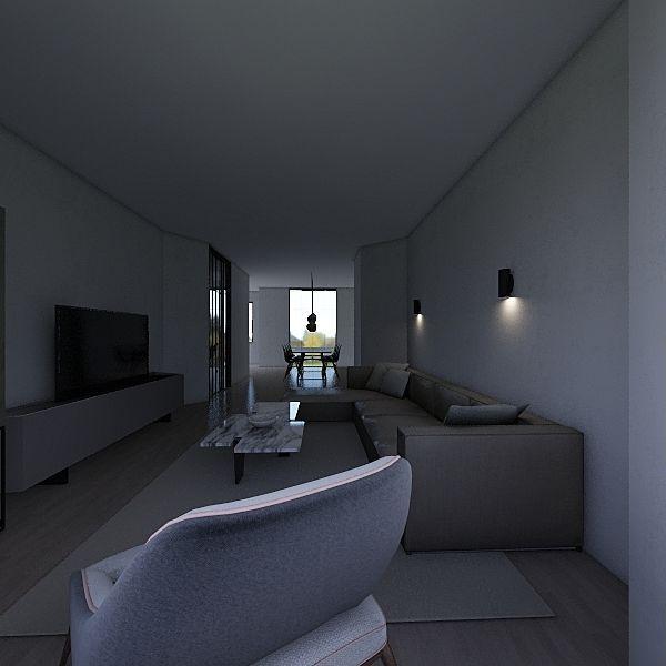Tittel  Interior Design Render