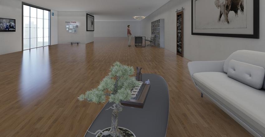 Esposizione Interior Design Render