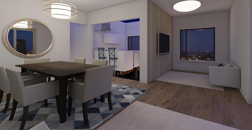 Priscila Interior Design Render
