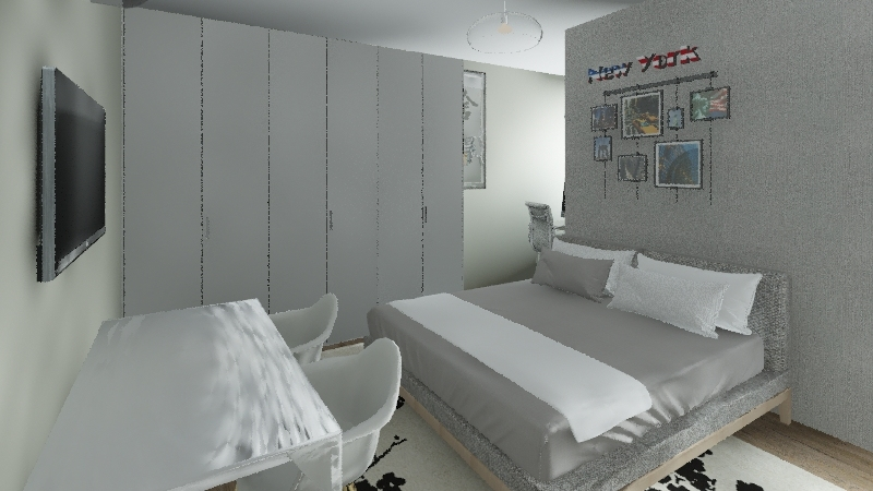 pequeno Interior Design Render