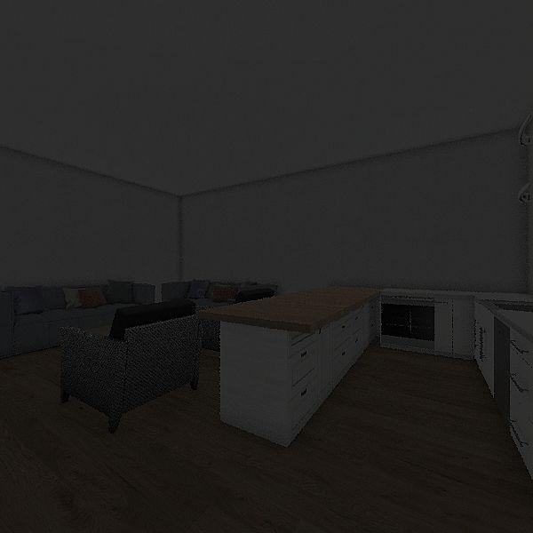 BİZİM EV Interior Design Render