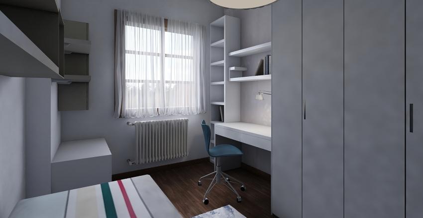 Restyling  Interior Design Render