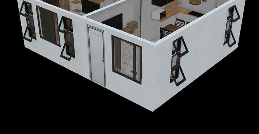 DECA Our Home Interior Design Render