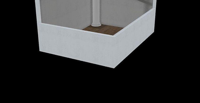 la casita Interior Design Render