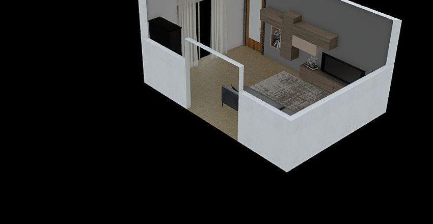 salotto mason Interior Design Render