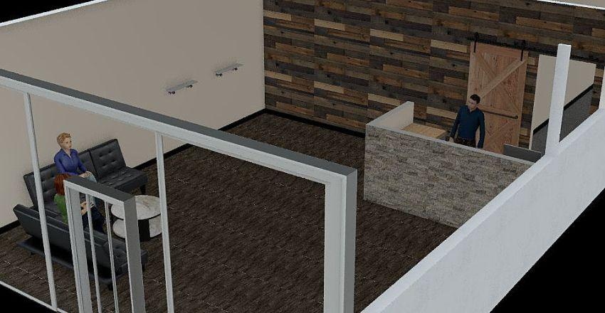 Shamen Interior Design Render
