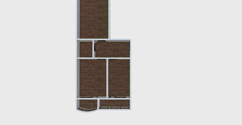 2-комн_0303 Interior Design Render