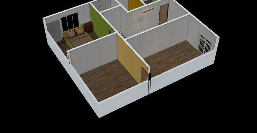 arka Interior Design Render