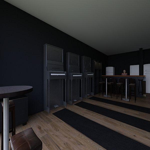 飞镖乐事 Interior Design Render