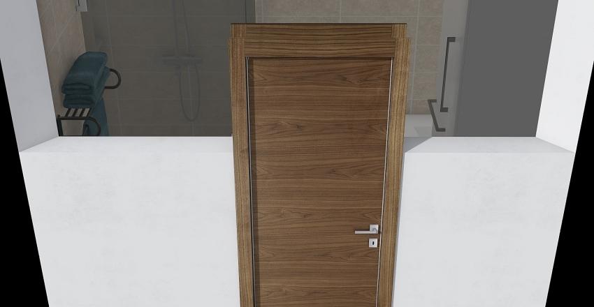 Kupelna Agatova Interior Design Render