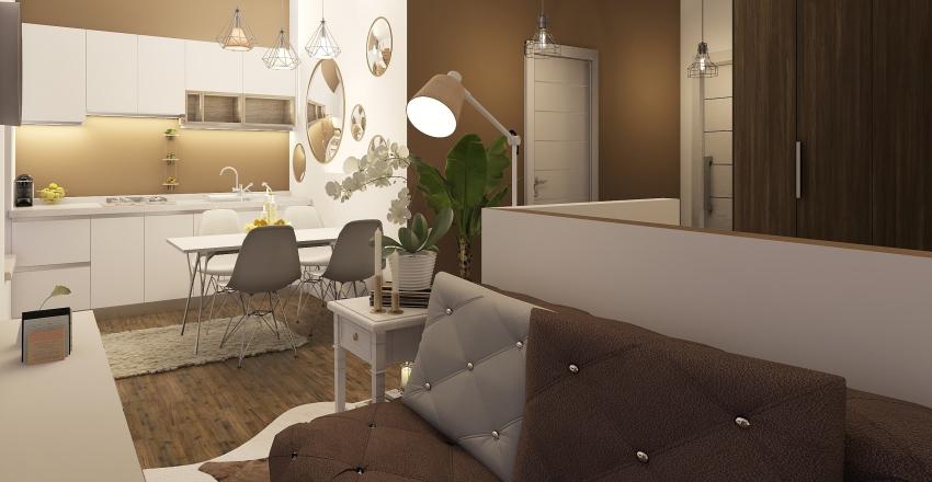 REGINA Interior Design Render