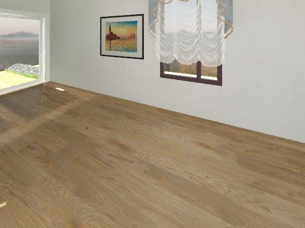 cuarto con picina Interior Design Render