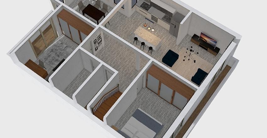 bauza Interior Design Render