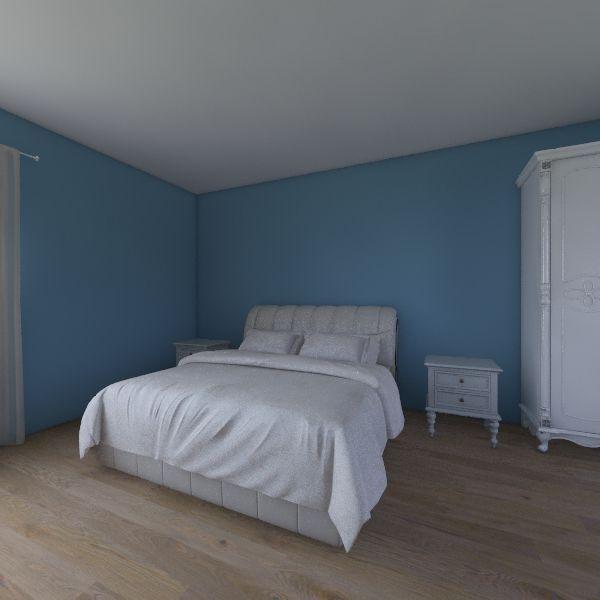pokój marty  Interior Design Render