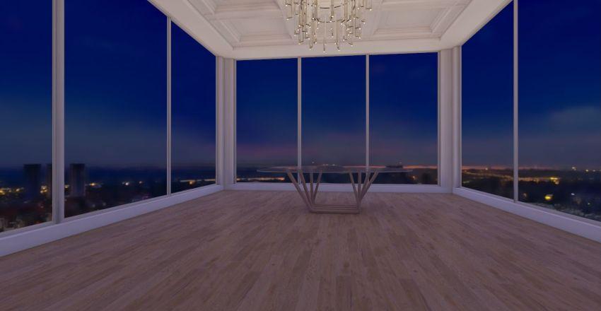 RaffGiaMiami Interior Design Render