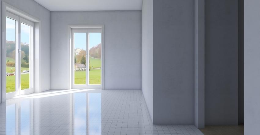 casa_attuale Interior Design Render
