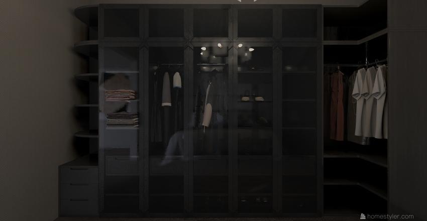 apartment 23 Interior Design Render