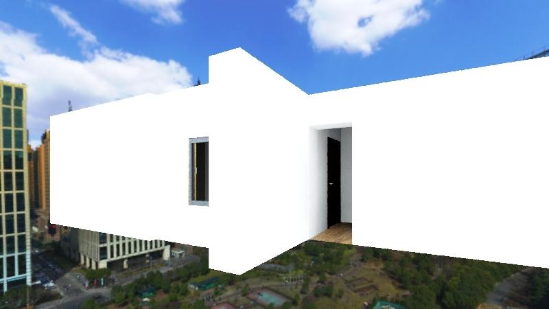 TóthLak_Stefánia_63B_3_3_v02 Interior Design Render