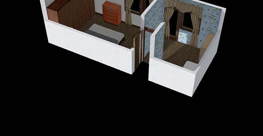 Krzysiek Interior Design Render