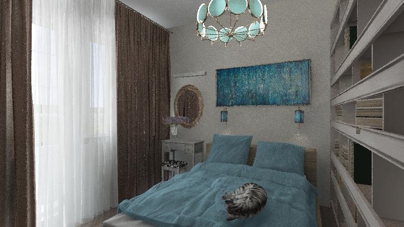 1к 39.9 Interior Design Render