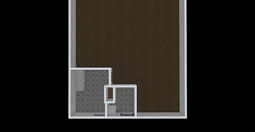 DOM - poddasze Interior Design Render