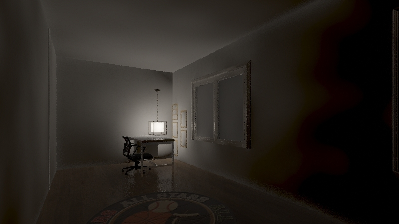 FIRST DESIGN  Interior Design Render