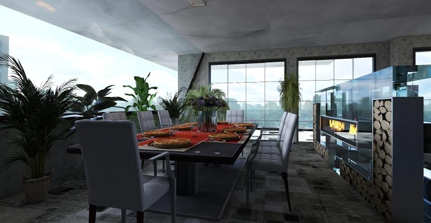 casale Interior Design Render
