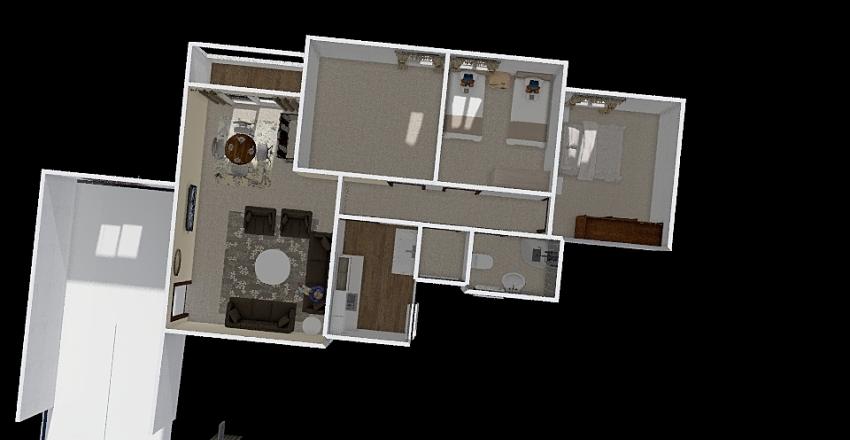H4 Interior Design Render