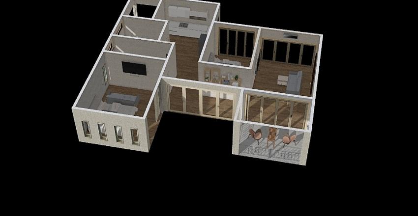 พี่บอย Interior Design Render
