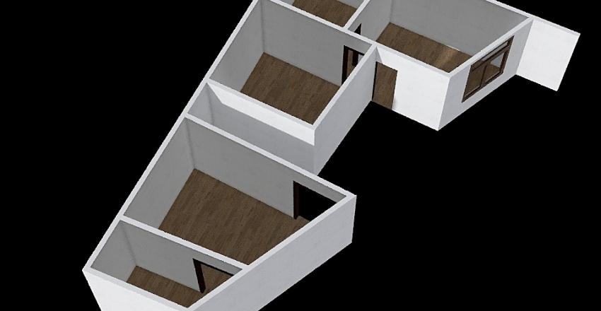 rumah atas 1 Interior Design Render