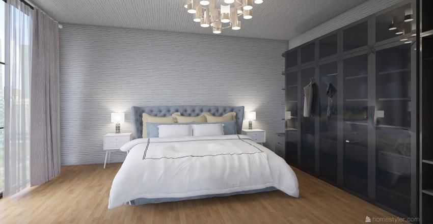 apartment 22 Interior Design Render