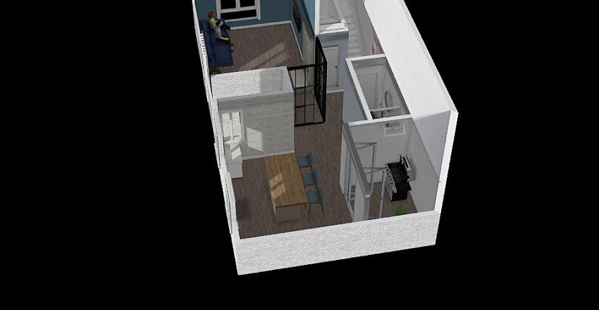 Mariano primera Interior Design Render