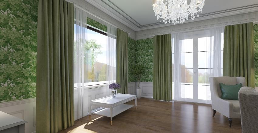 11.1 Interior Design Render