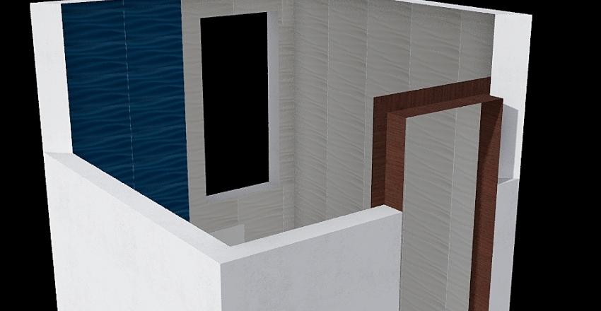 lazienka VI Interior Design Render