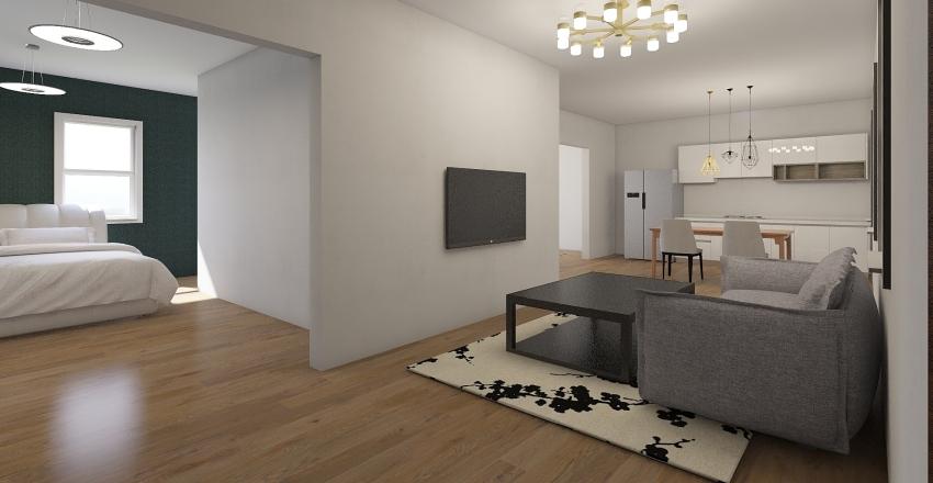 ronald mcdonald Interior Design Render