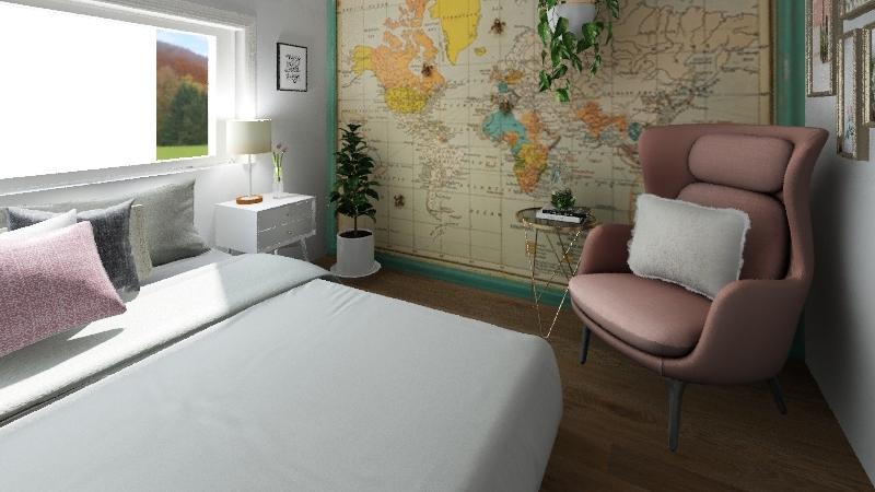 ellie Interior Design Render