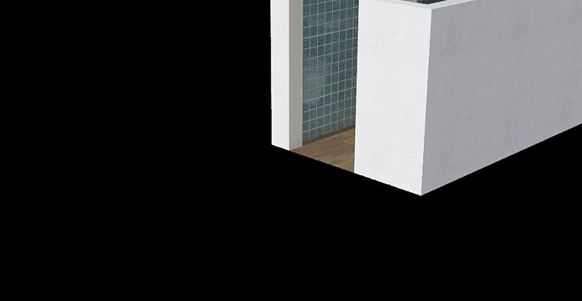 appartamento completo Interior Design Render