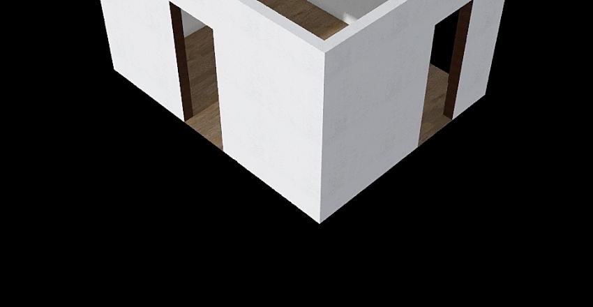 Kitchen Kobuleti Interior Design Render