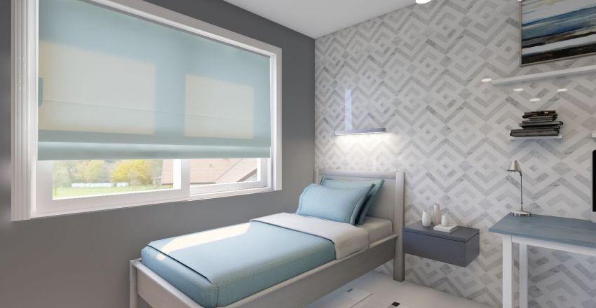 Casa modelo  Interior Design Render