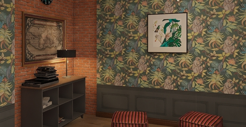 11.2 Interior Design Render