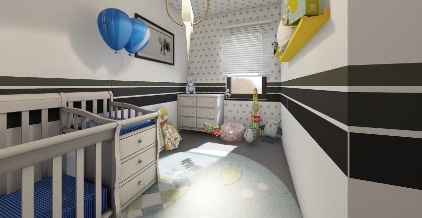 Project 03 Interior Design Render
