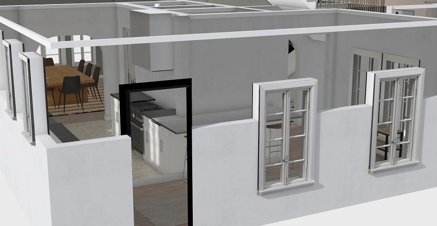 1st Floor - Master Interior Design Render