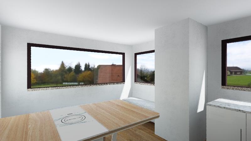Stacaravan Interior Design Render