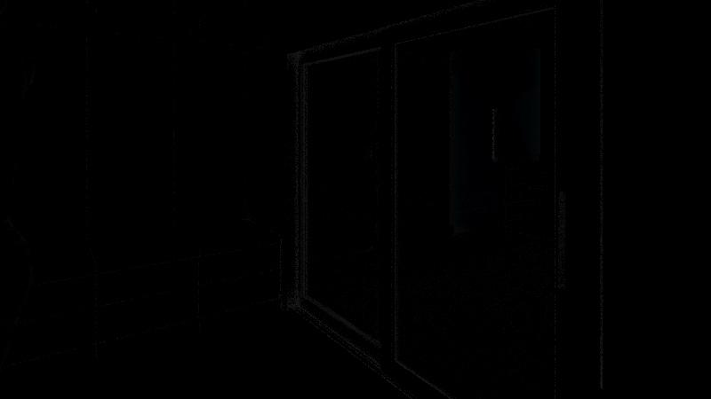 1 bdrm Interior Design Render