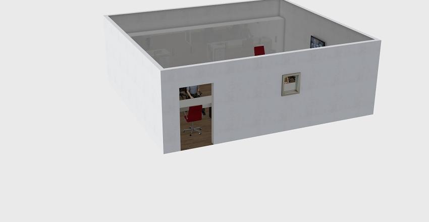 fortaleza Interior Design Render