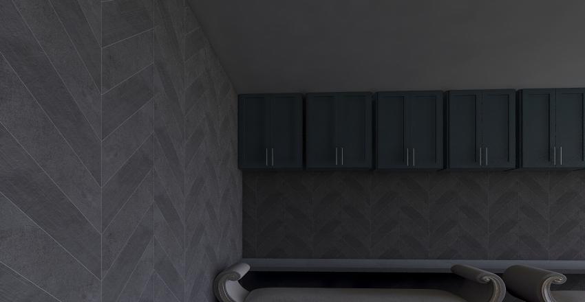my first  Interior Design Render