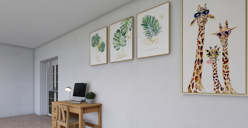 lesson 1 Angelina Interior Design Render