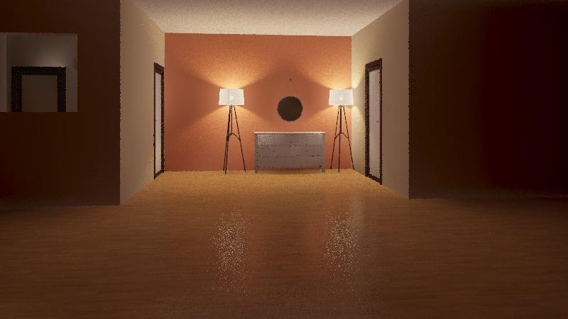 에어로빅 Interior Design Render