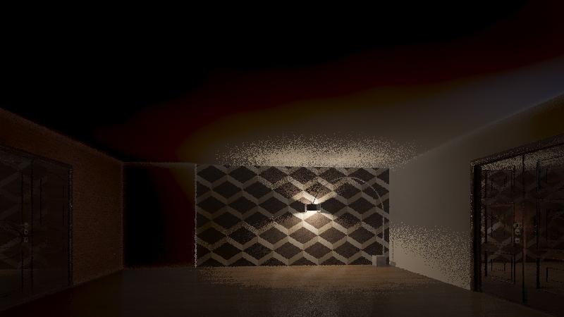 LESSON1 WILL Interior Design Render