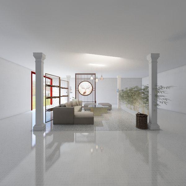 R.Diskusi Interior Design Render